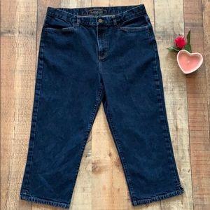 💥Like New Ralph Lauren Capri Jeans 💥